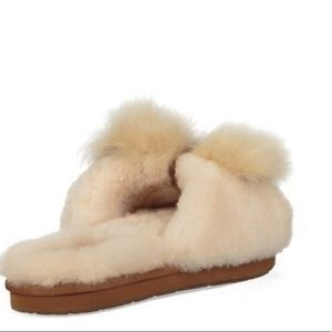 brand new never worn ugg slippers